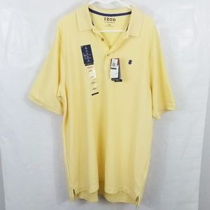 🌻 NWT IZOD Big & Tall Men's Polo Shirt B30